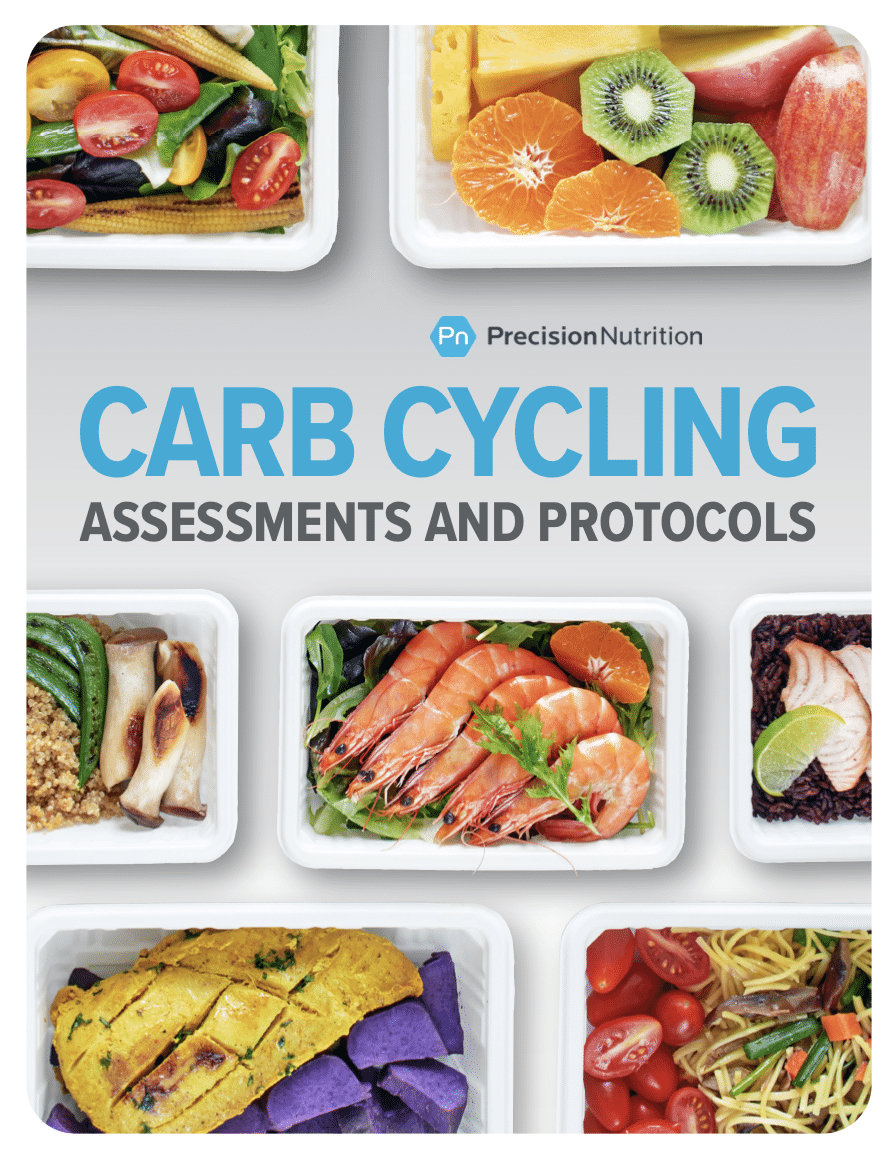 carb cycling assessments protocols 1