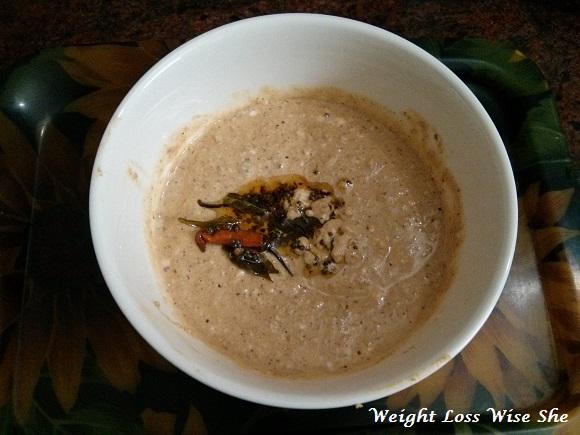 Peanut Chutney Recipe Protein Recipe lose weight