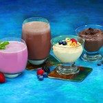 Variety weight loss shakes