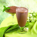 W8MD weight loss shake -chocolate mints