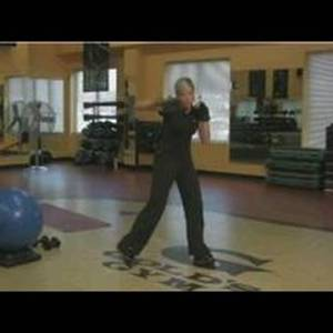 How to Lose Weight: Cardio Kickboxing Workout
