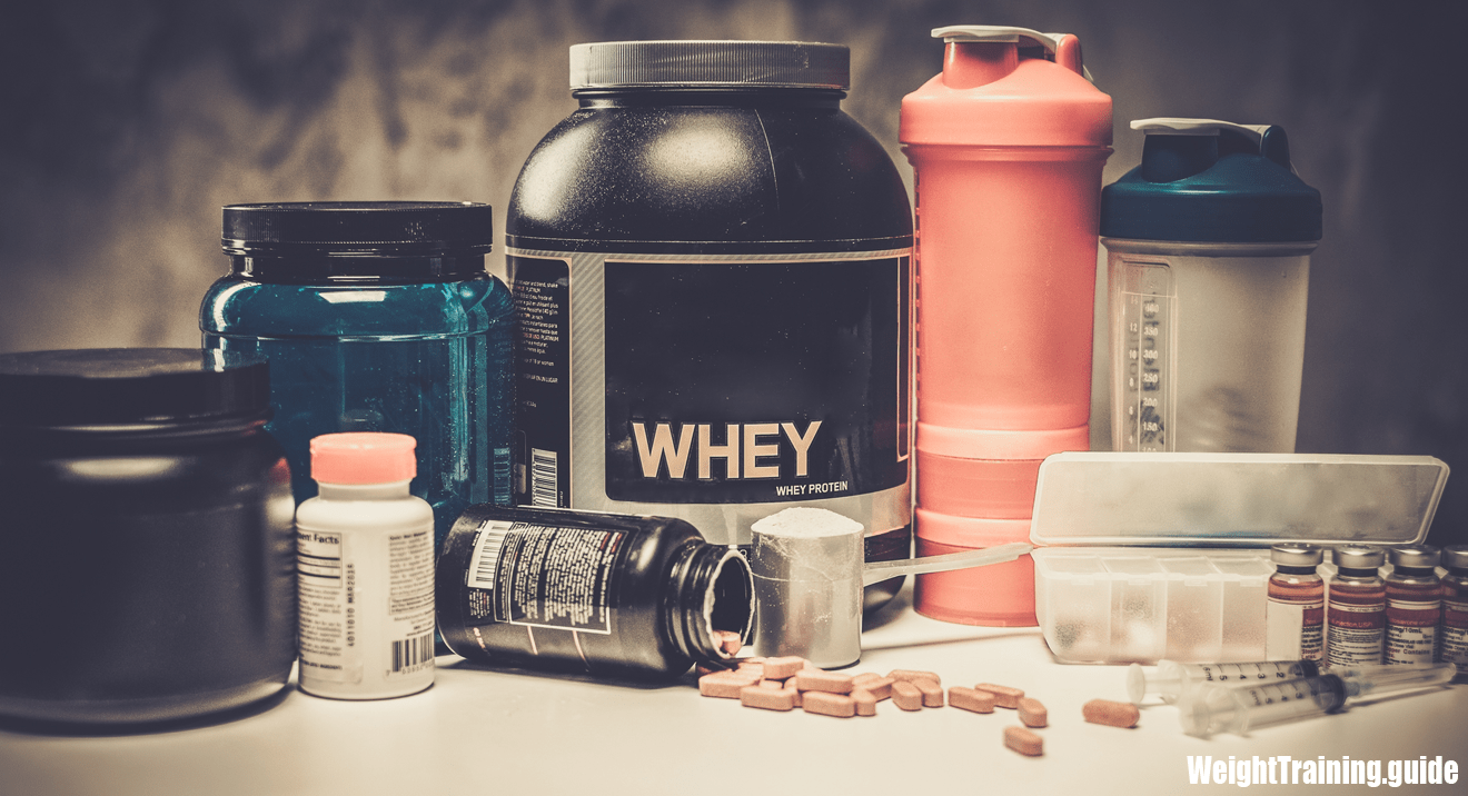 Weight Training Supplements Weight Training Guide