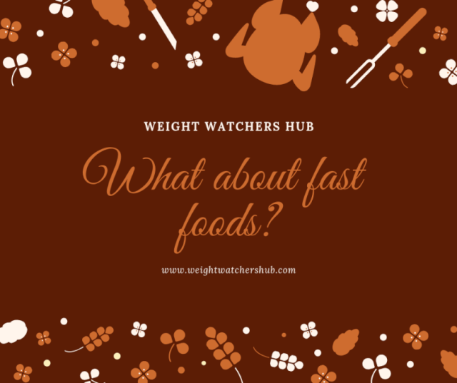 weight watchers points plus food list 2