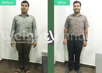 Ashwini Mirchandani (Lost 16kgs)