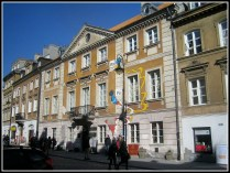 Curie House