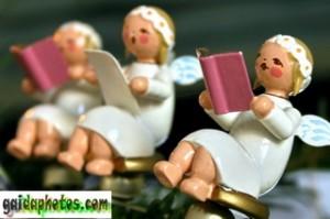 Weihnachtsbilder kostenlos, Engel, Musik, Chor