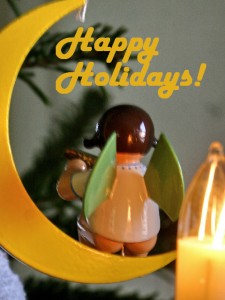 Weihnachtskarte Weihnachtsgrüße Englisch
