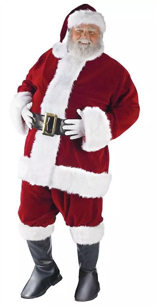 Weihnachtsmannkostum Leihen Gunstig Mieten Bei Blank Biehl