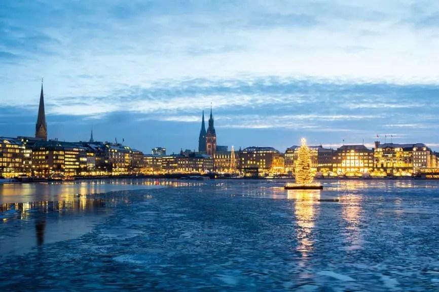 Weihnachtsmannvermittlung Hamburg