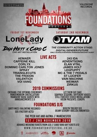 Foundations Festival