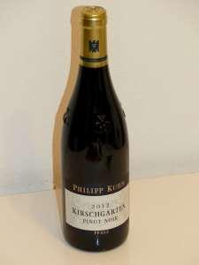 Philipp Kuhn Kirschgarten Pinot Noir guter Spätburgunder