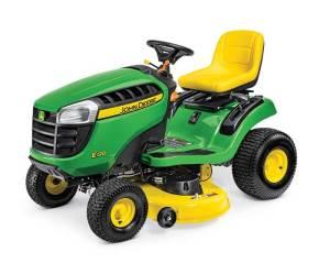 John Deere 100 Series Lawn Tractor E120