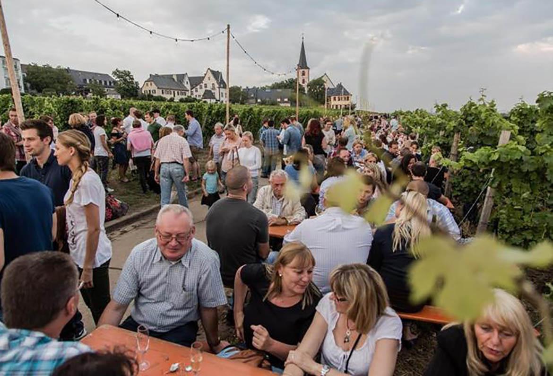 Hochheimer Weinfest vom 09.07. – 12.07.2021