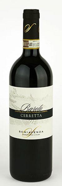 Barolo Cerretta – Schiavenza