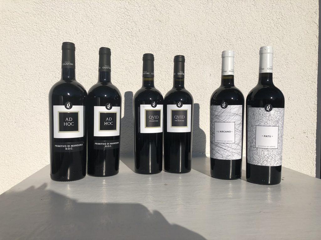 Ein Rotwein der Spitzenklasse mit dem Siegel DOC ist der Primitivo di Manduria.