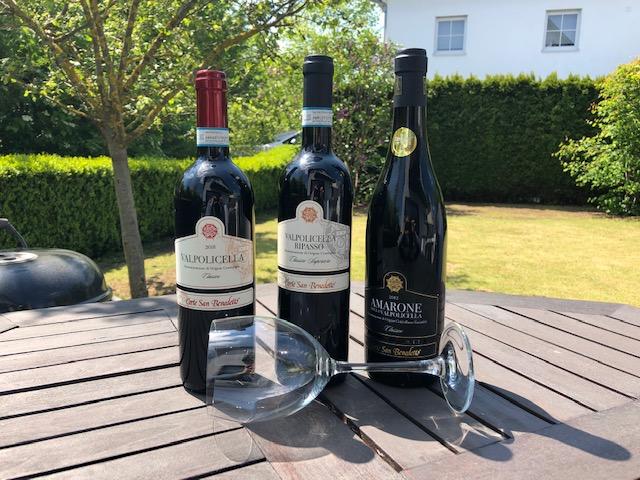 Die drei Weine von San Benedetto
