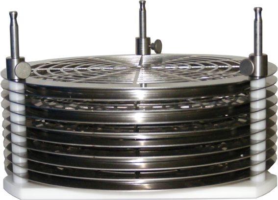 Spezialkorb zur Aufnahme von großen Gewebeproben, Stärke von 5mm – 10mm.
