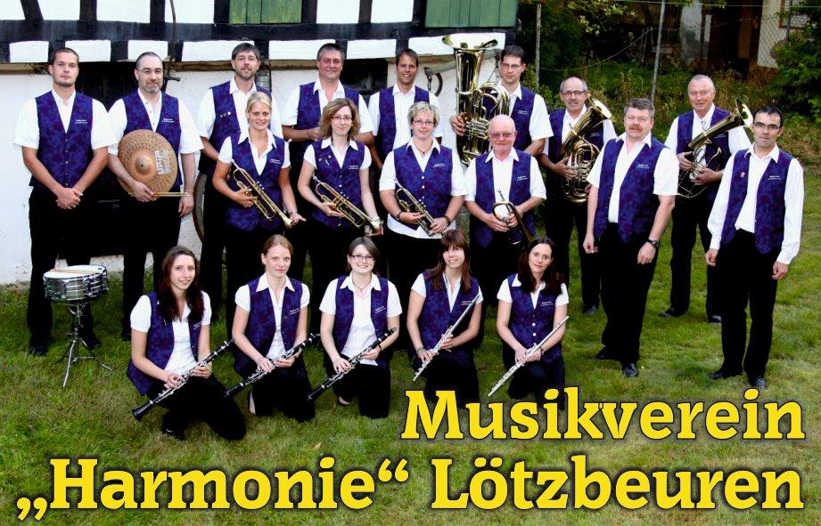 """Musikverein """"Harmonie"""" Lötzbeuren"""
