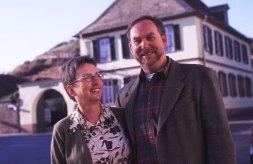 Agnes und Fritz Hasselbach