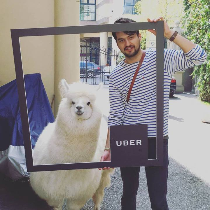 uber lama