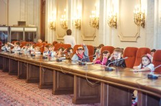 Parlamentul copiilor Itsy Bitsy 2016