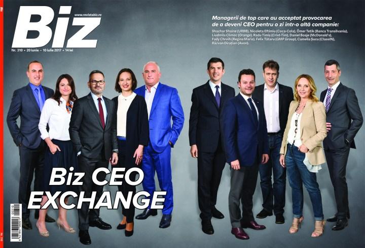 CEO exchange