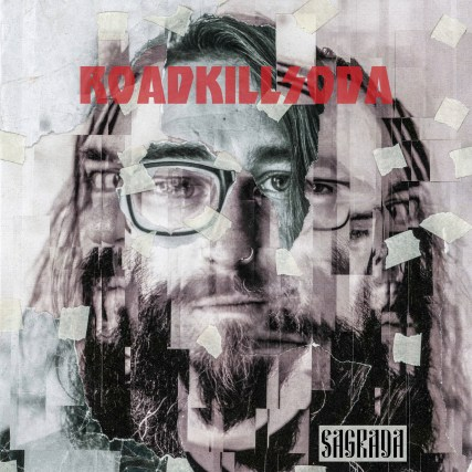 RoadkillSoda SAGRADA album cover