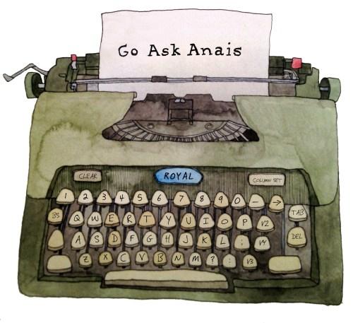 Go Ask Anais