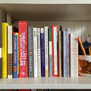 Female Fiction Shelf