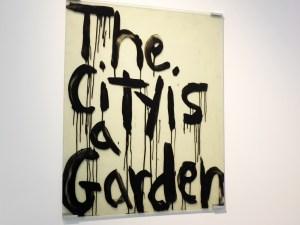 The City is a Garden by Kim Gordon