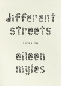 different streets