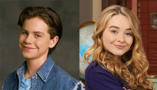 Shawn from Boy Meets World; Maya from Girl Meets World