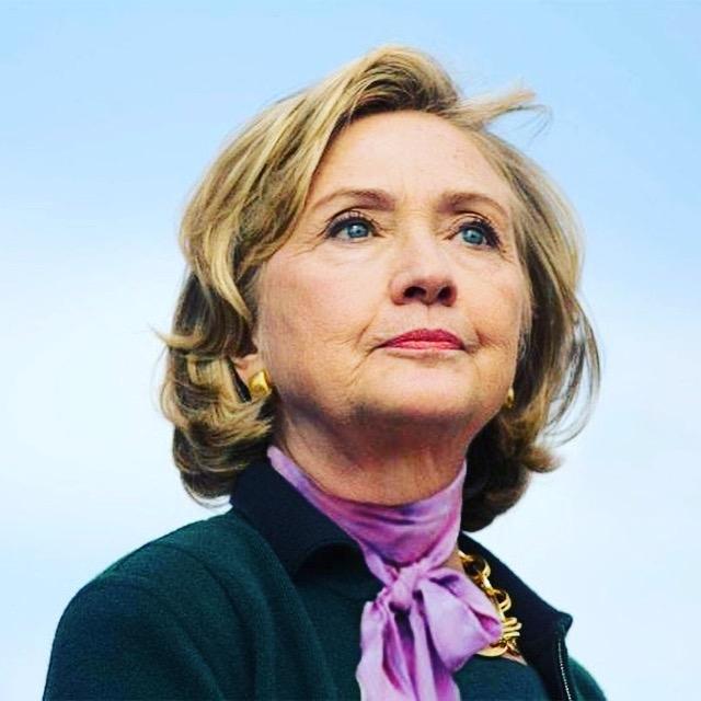 Hillary Clinton PussyBow