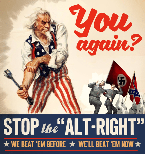 Let's defeat the Nazis once again!