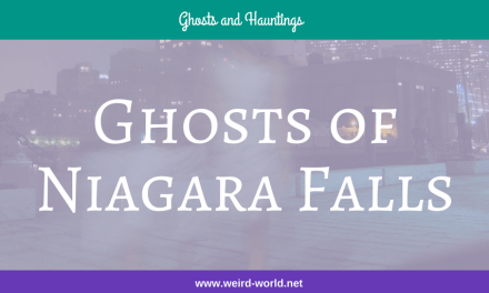 Ghosts of Niagara Falls
