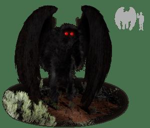 The Mothman - harbinger of death?