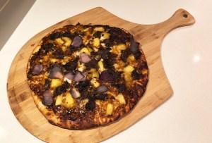 Maui Beef Rib Pizza