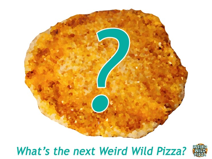 mystery pizza NEW