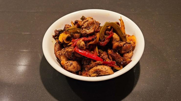 Chicken Fajita Mix