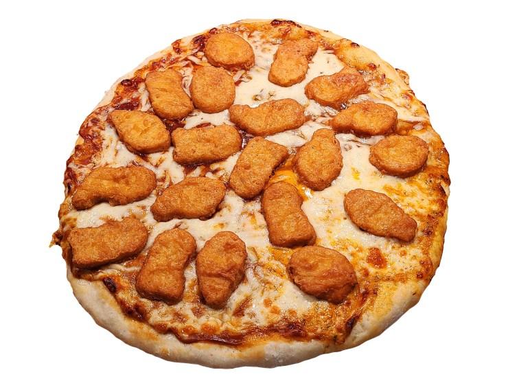 Chicken McNugget Pizza Recipe