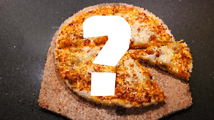 Mystery Pizza #57