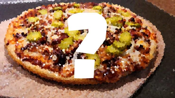 Mystery Pizza #65