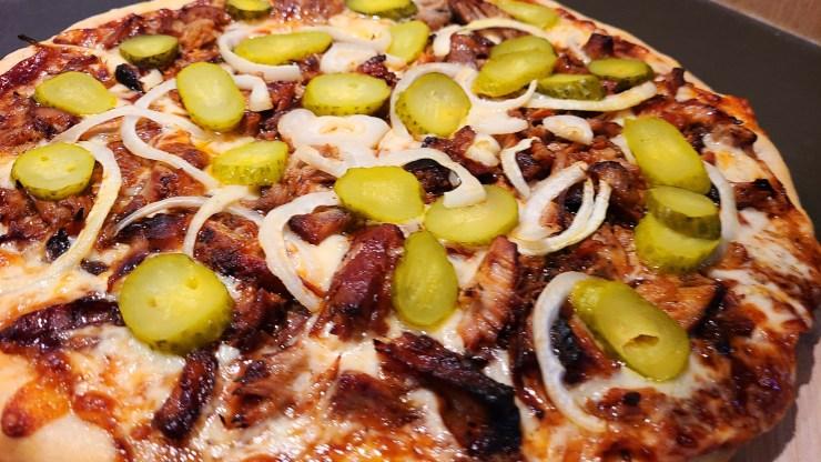 McRib Pizza Recipe (McDonald's Inspired)