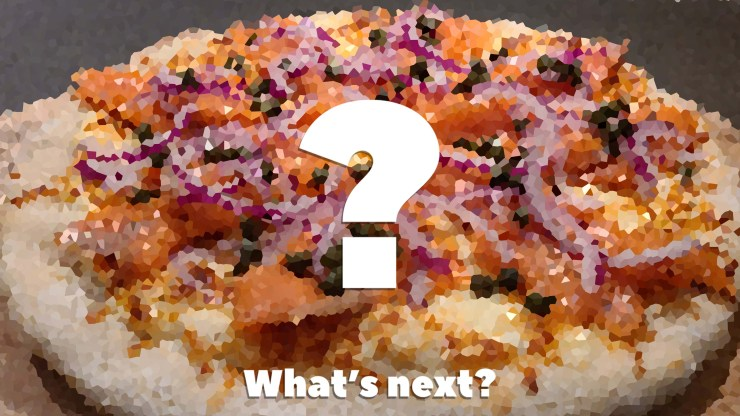 Mystery Pizza #68