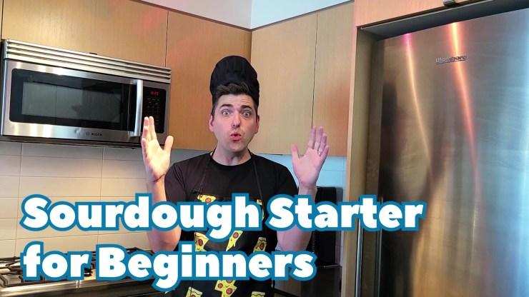 Sourdough Starter for Beginners (Q&A)