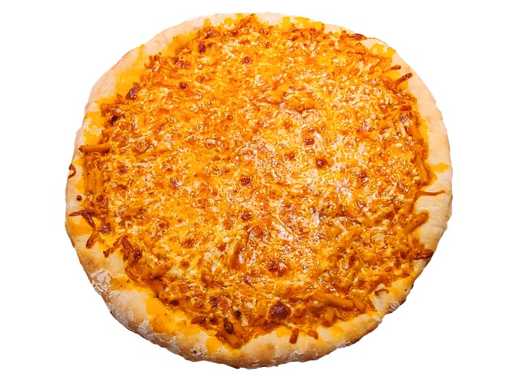 Chef BOYARDEE beefaroni pizza