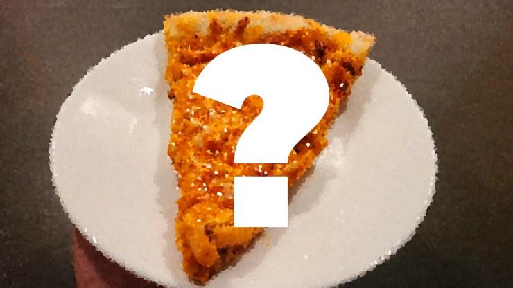 Mystery Pizza #67