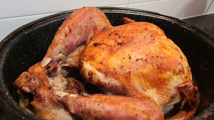 Super Simple Turkey Recipe