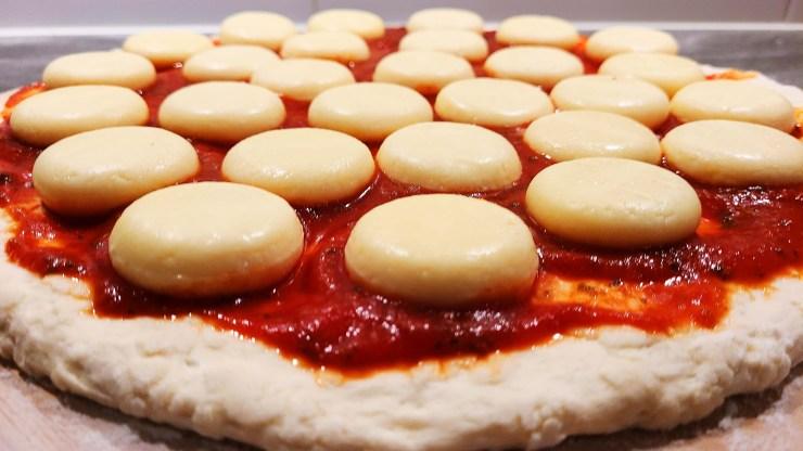 Babybel Pizza Recipe