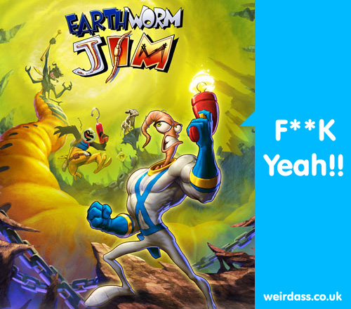 Earthworm Jim returns. Landing on iPhone and Consoles
